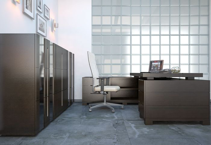 Как выбрать хорошую мебель в кабинет для руководителя