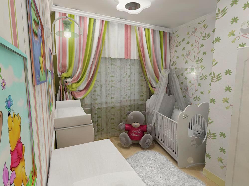 Мелочи, которые нужно помнить при оснастке детской комнаты