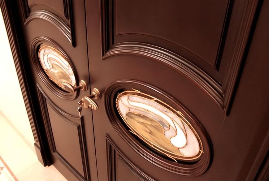 Преимущества толстых металлических дверей