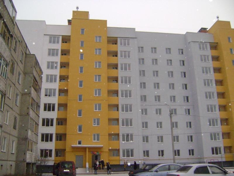 Челябинск занял первое место в России по темпам заселения новых квартир