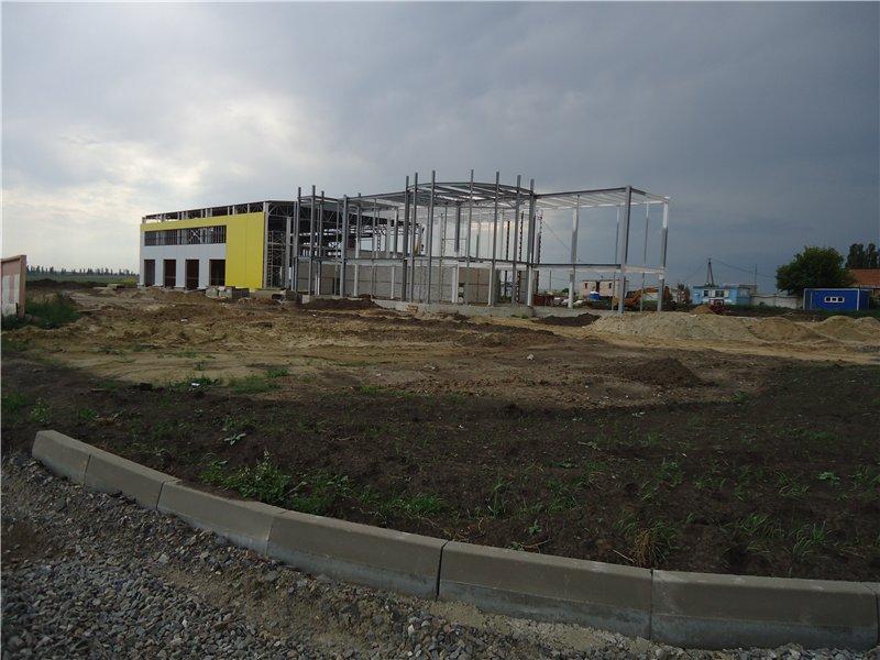 """Строительство торгового центра """"Алмаз"""" началось в Челябинске"""