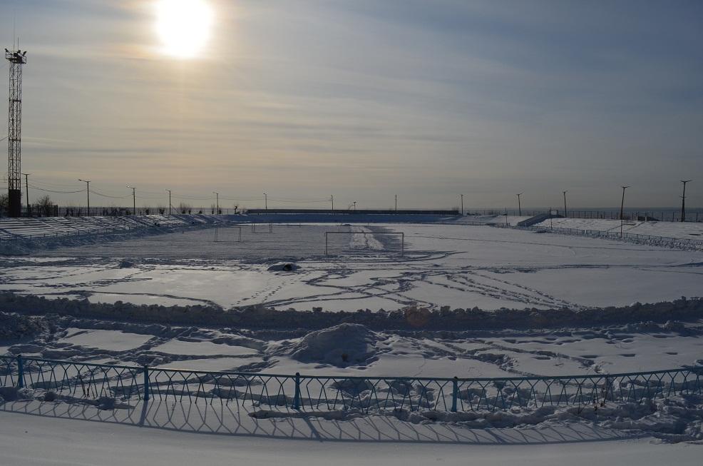 Проект реконструкции стадиона Восток в Челябинске