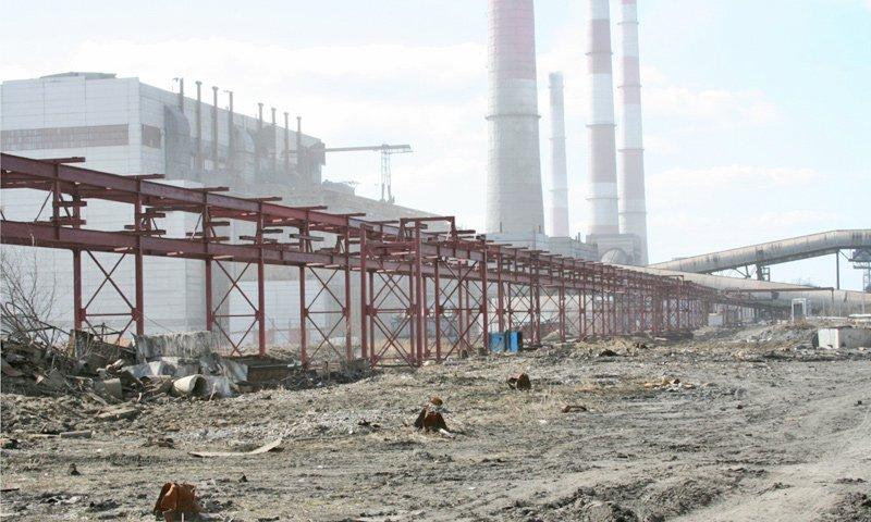 на Троицкой ГРЭС строится новый десятый энергоблок