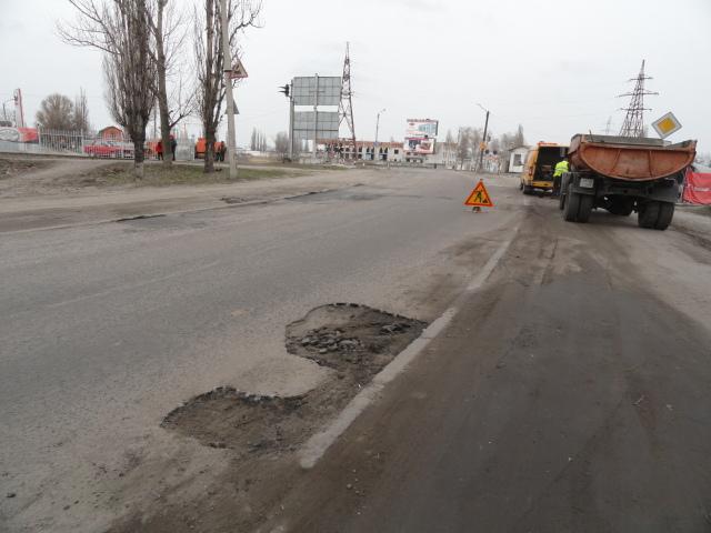 ямочный ремонт дорог Челябинска