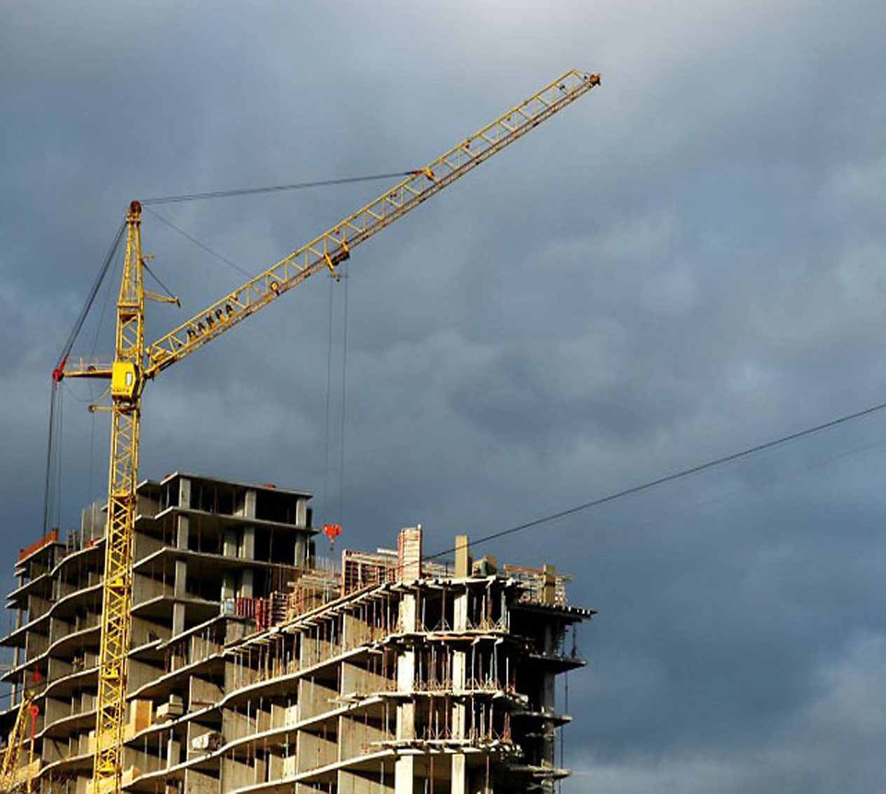 Ввод жилья в Челябинске. Падение темпов