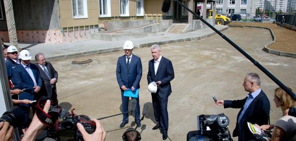До 2017 гг. в Москве планируется построить 50 поликлиник