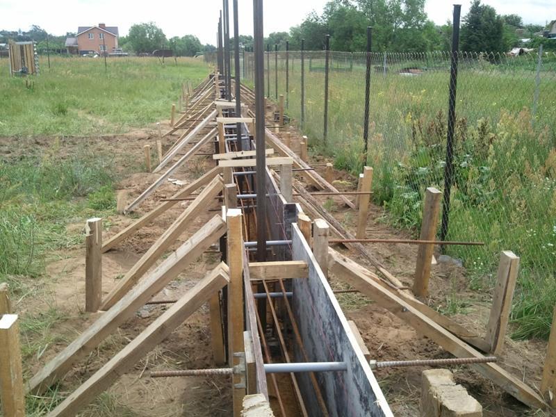 Как построить забор