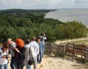 На Куршской косе в Калининградской области появится туристический комплекс