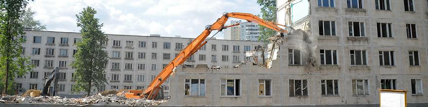 На юго-востоке столицы будет снесена одна пятиэтажка
