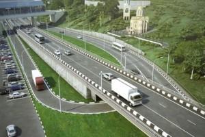 Открытие автомобильной развязки «Аэропорт» в Сочи