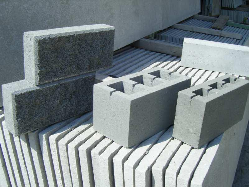 Производство цементно-песчаных изделий