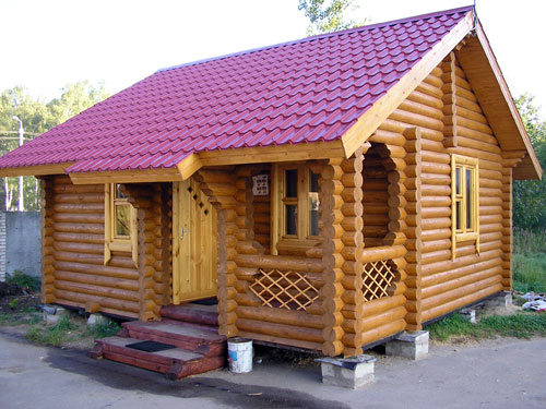 Строительство дачных домов эконом класса