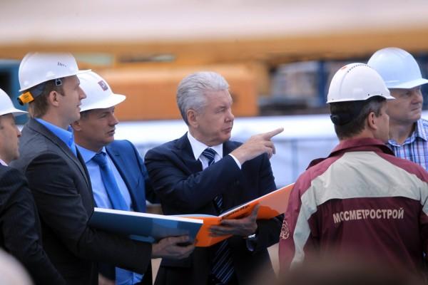 Строительство новых веток метро по направлению к «новой» Москве
