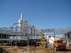 В Ивановской области началось строительство завода