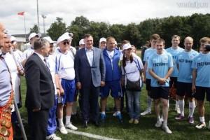 В Олимпийском комплексе «Лужники» праздновали 25-летие образования Московского Стройкомплекса