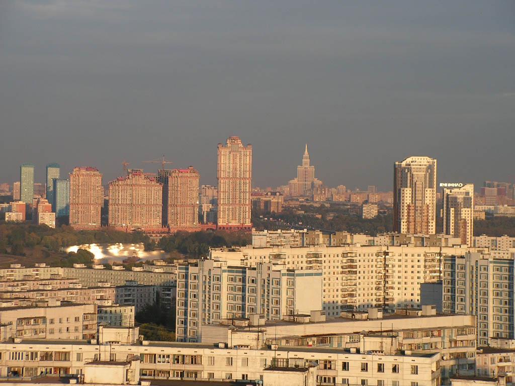 Более 1 млн. квадратных метров жилой площади сдали в новой Москве