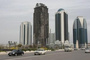 В Грозном появится еще один небоскреб
