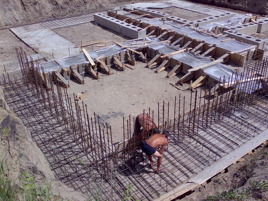 Этап проектирования и виды фундаментов