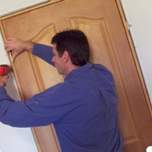 как обновить межкомнатную дверь