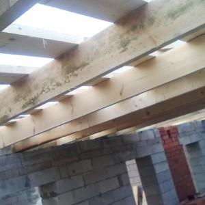 как сделать перекрытие между этажами