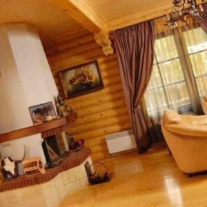 внутренняя планировка деревянного дома
