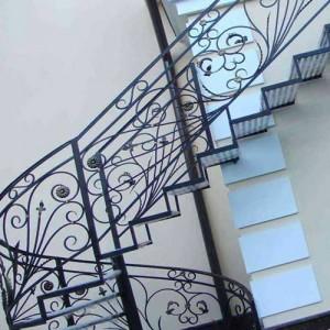 металлические лестницы для дома
