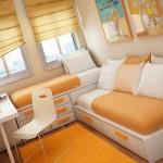 Идеи интерьера для маленьких комнат