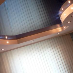 разноуровневые потолки из гипсокартона