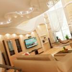 Дизайн света в доме