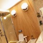 Какие светильники в ванной будут смотреться лучше всего?