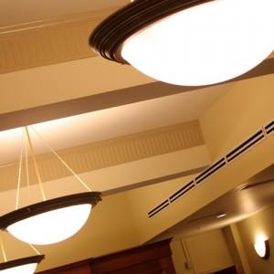потолочные светильники для прихожей