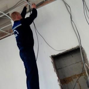 проводка электричества в квартире